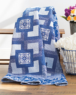 Blue Willow Quilt