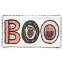 Trick & Treat FREE Boo Pillow Pattern