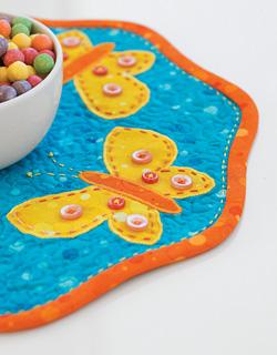 Butterfly Centerpiece Quilt
