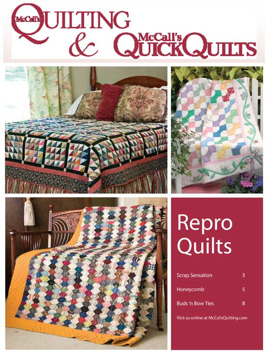 Repro Quilt Patterns for All Quilters!