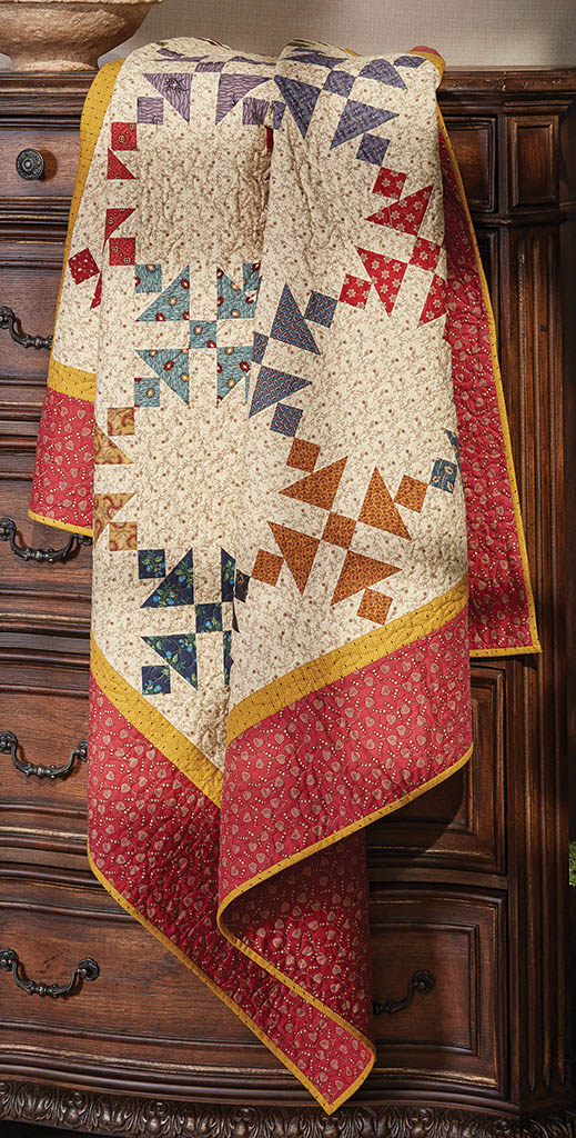Cats Cradle Quilt Fons Porter The Quilting Company