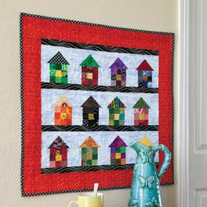 Charmville 300px House (Quilts) Beautiful