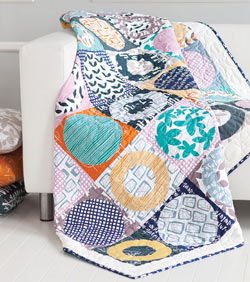 Cheery-O Quilt