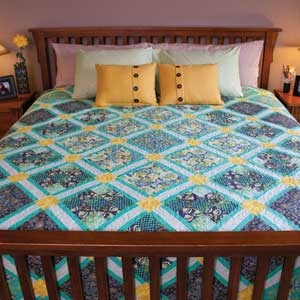 City Safari: Easy Queen Size Quilt Pattern - The Quilting Company : quilting queen - Adamdwight.com