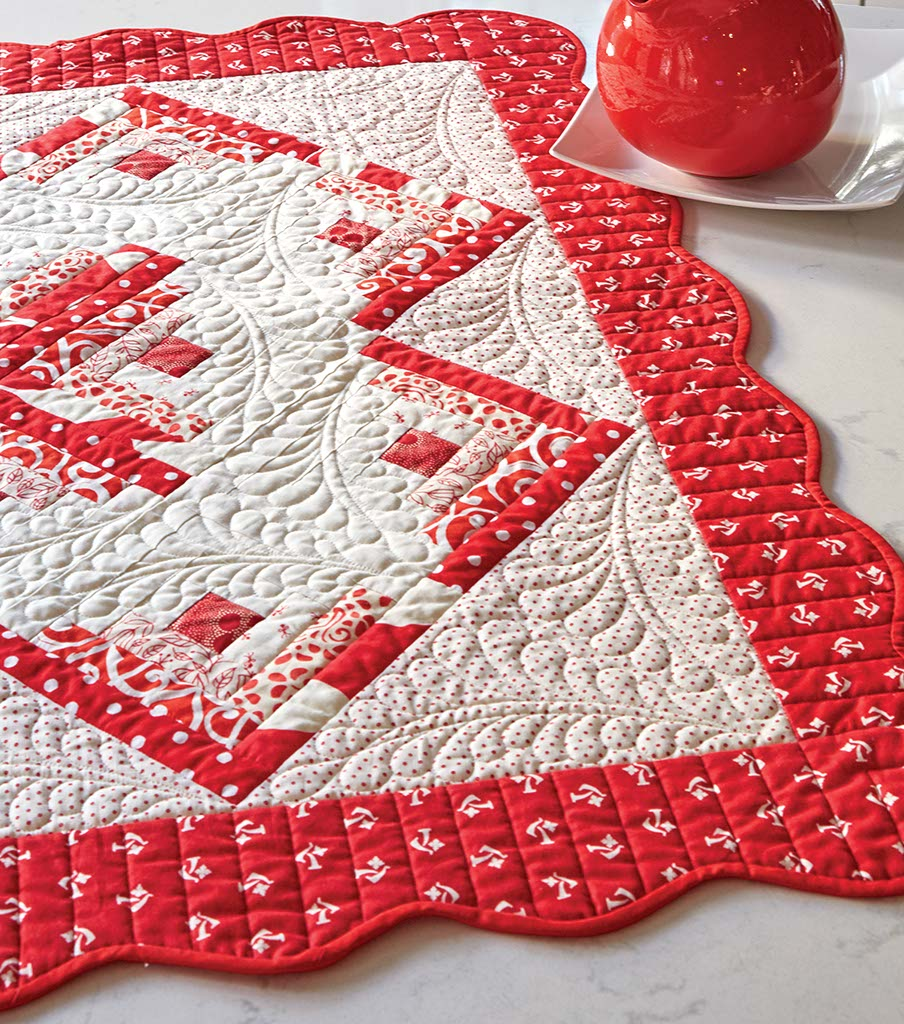 Love Of Quilting May June 2017 Fons Amp Porter The