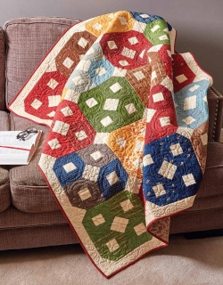 Cogs and Cams Quilt