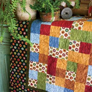 Comfy & Cozy: FREE Quick Flannel Table Runner Quilt Pattern - The ... : free flannel quilt patterns - Adamdwight.com