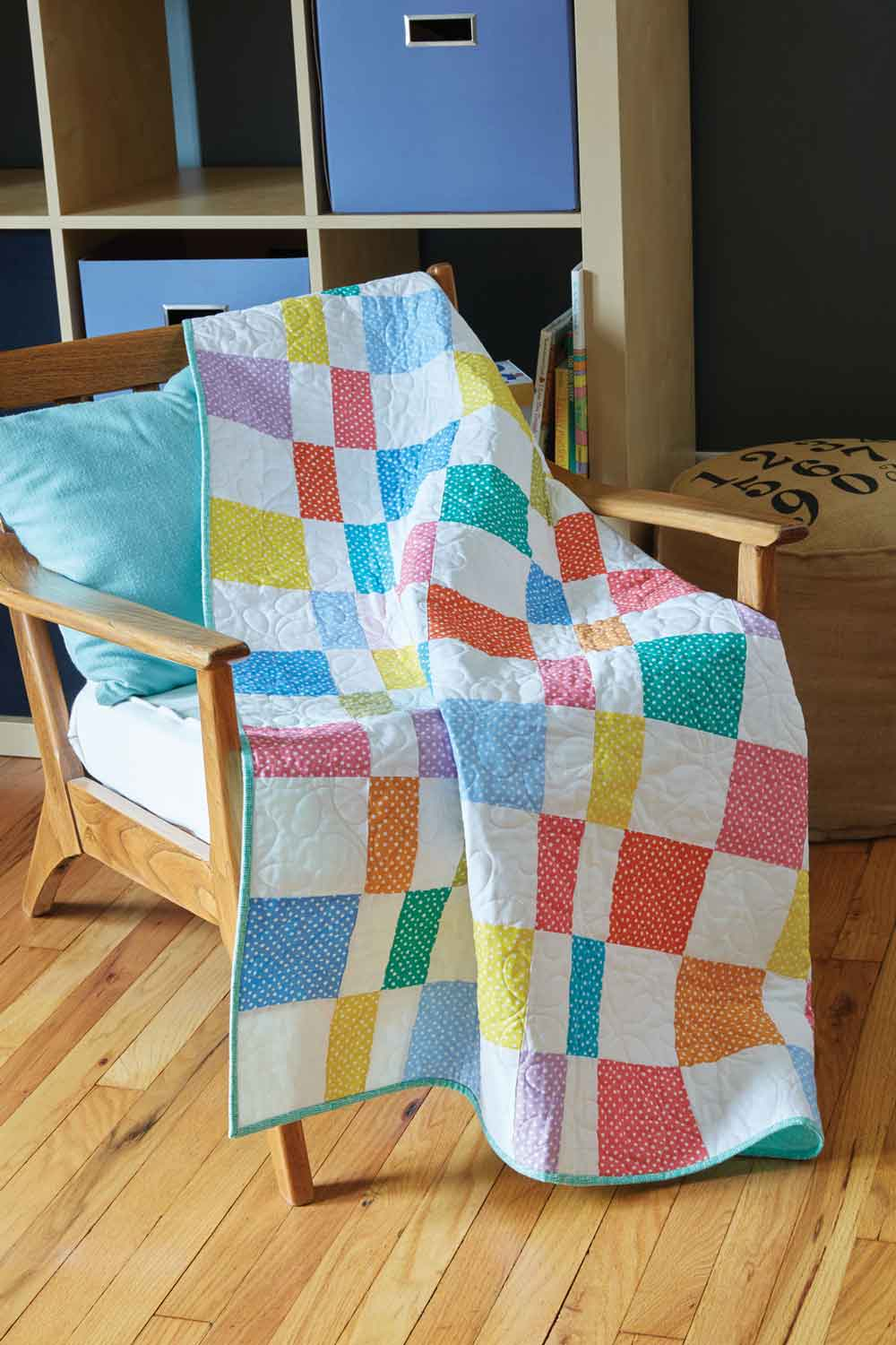 Confetti Candy Quilt
