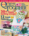 America Quilts Together, Autumn 2012, McCall's Quilting special interest publication