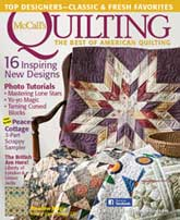 McCall's Quilting January/February 2014