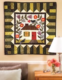 Cozy Cottage Quilt