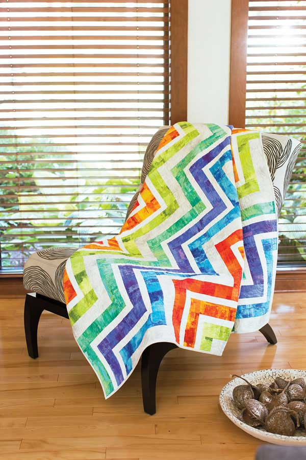 Crooked Path Quilt