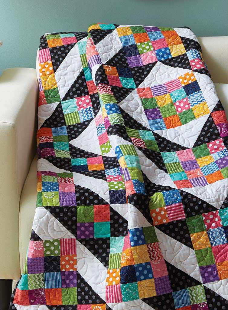 Cutting Corners Quilt Fons Amp Porter The Quilting Company