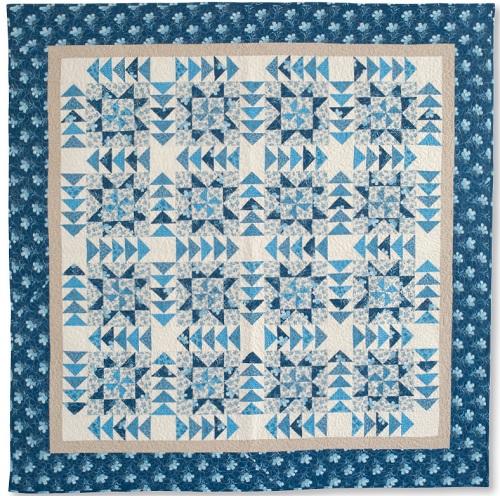 Winter Migration Exclusive Quilt Kit