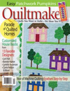 DPQM10914 231x300 QM Bitty Blocks: Home Sweet Home