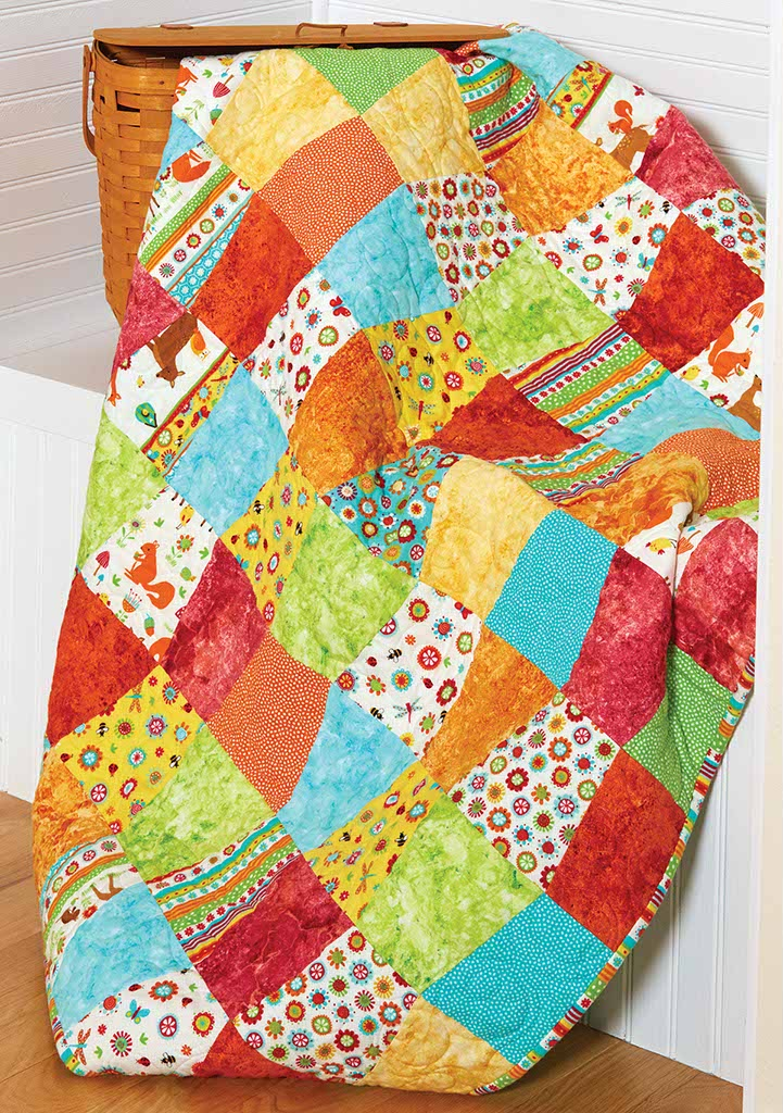 Daisy Day Quilt Fons Amp Porter The Quilting Company