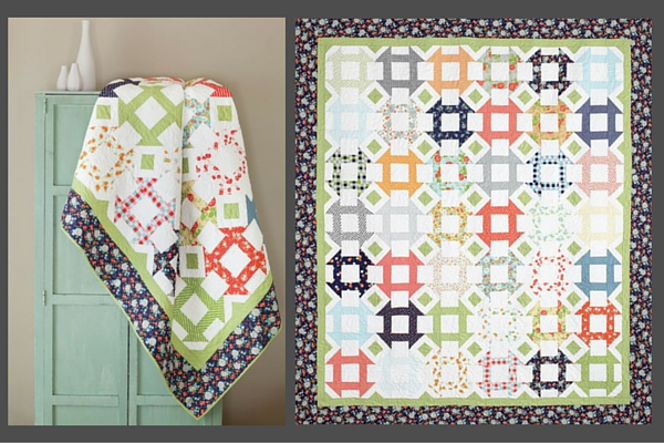 BLOCK Friday: Churn Dash Quilt Block, Pt. 2 - Fons & Porter - The ... : churn dash quilt block - Adamdwight.com