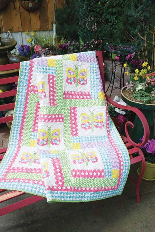 10 Spring Quilt Patterns & Project Ideas - The Quilting Company : spring quilt patterns - Adamdwight.com