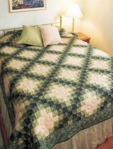 Dave's Irish Chain Quilt Pattern
