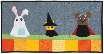 Did Someone Say Treat Quilt 10 Favorite Quilts for Fall and Halloween