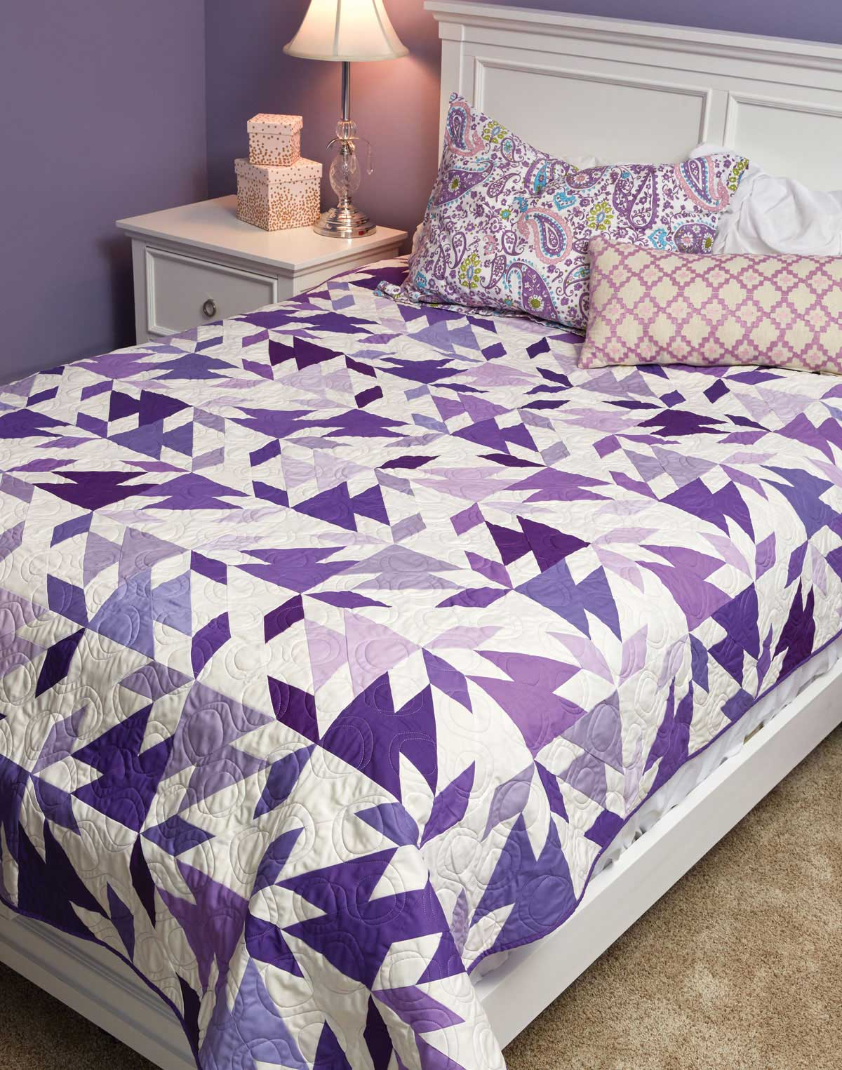 Doves Quilt Fons Amp Porter The Quilting Company