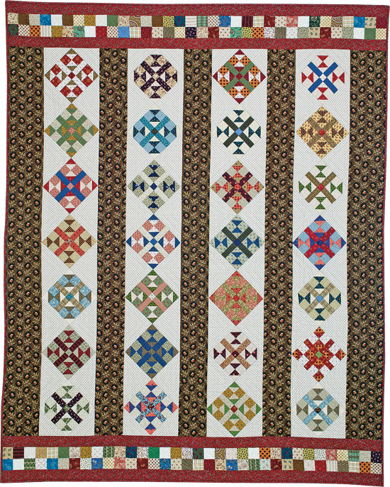 Dream Catcher FLAT 550px I Love This Quilt!: Dream Catcher