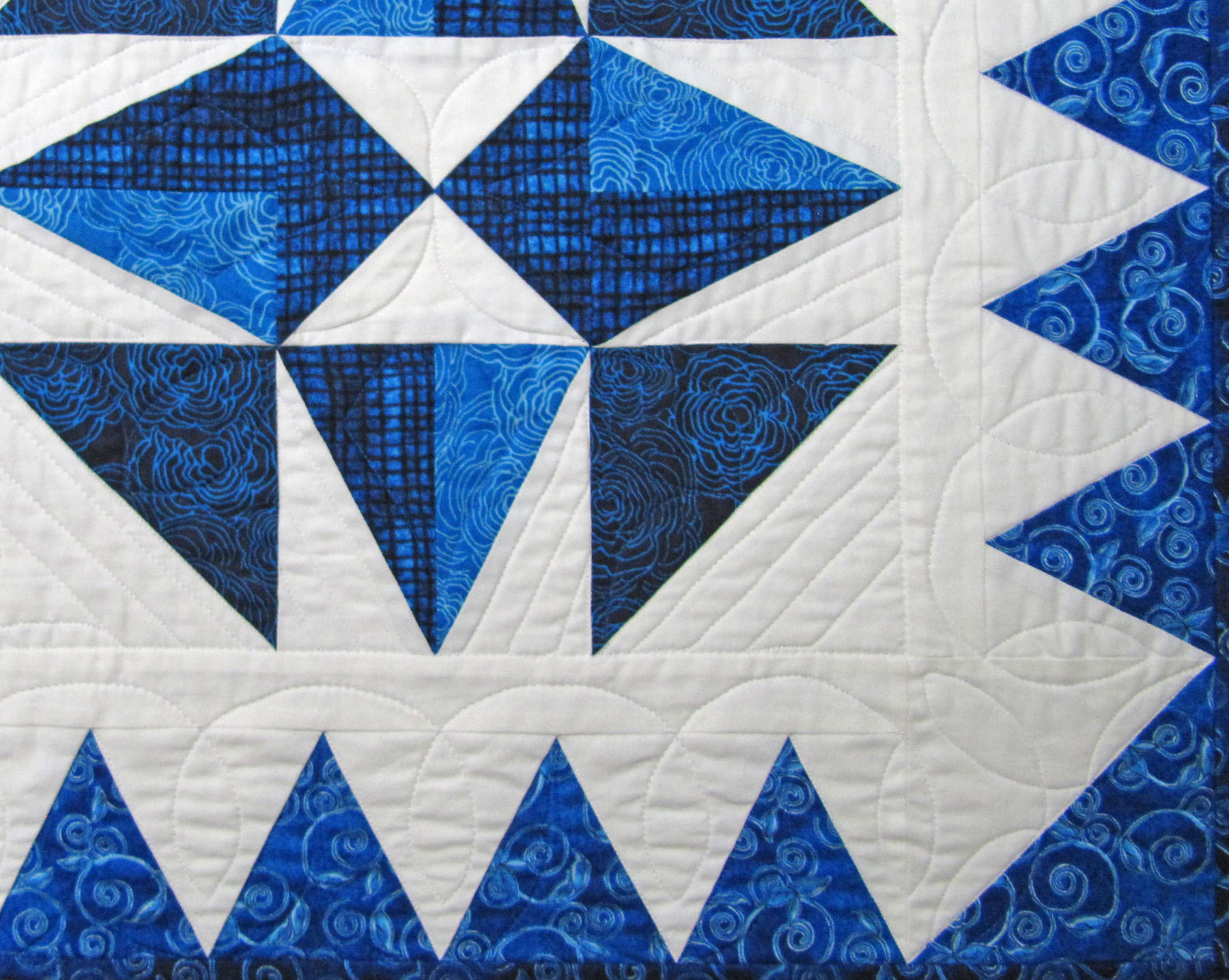 Nancy's Quilting Classroom: Choosing Quilting Designs, Part 3 ... : quilting border designs free - Adamdwight.com