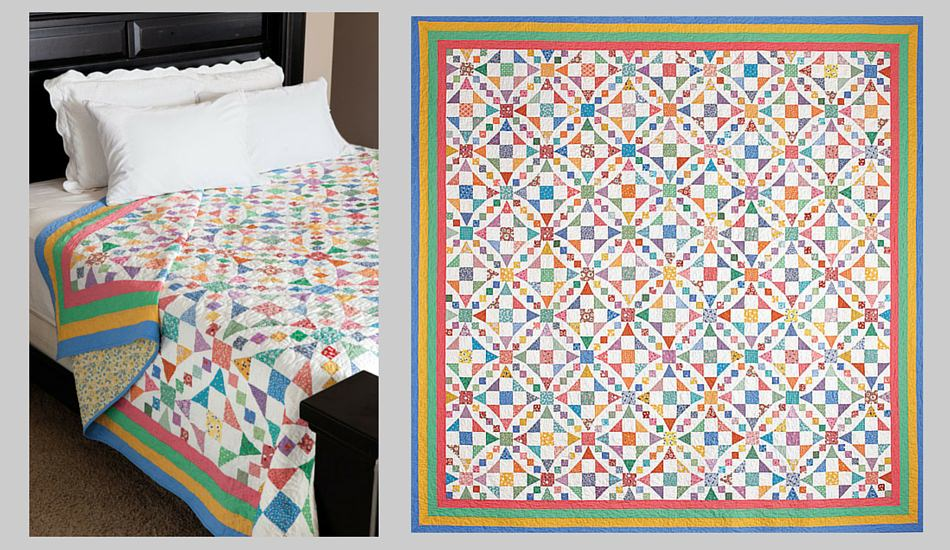 Block Friday Shoo Fly Quilt Block Fons Porter The Quilting