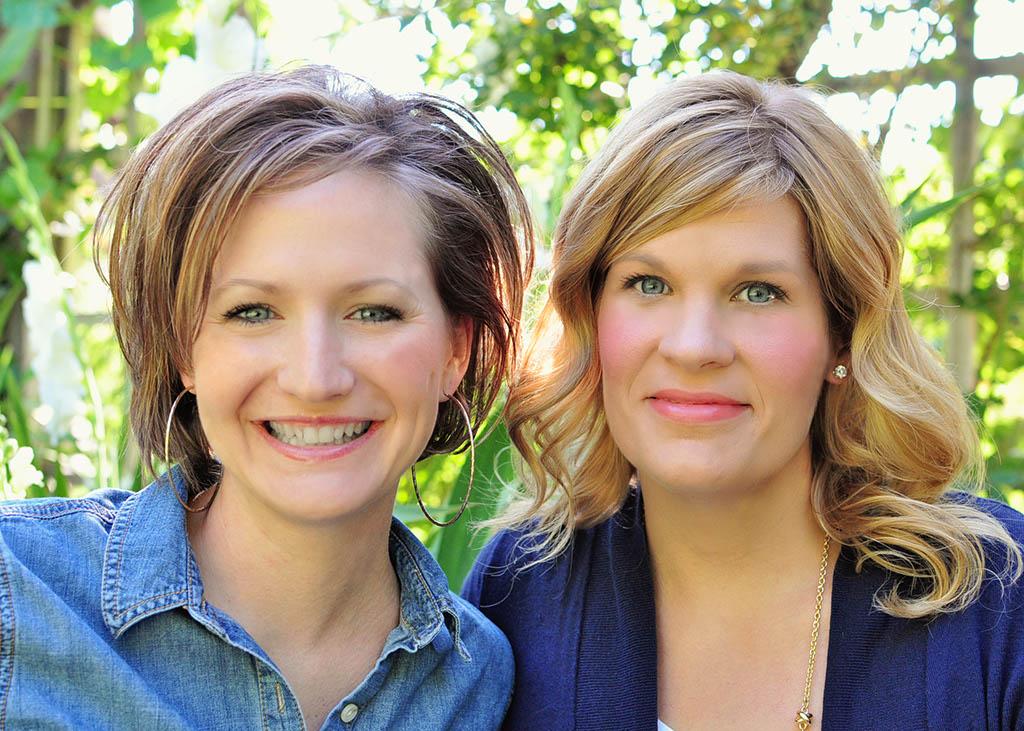 Liz and Elizabeth Evans -- Fons & Porter Contributor