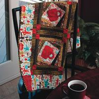 Coffee Buzz - Free Quilt Pattern