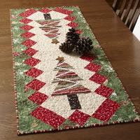 About This Quilt Featured In The Easy Quilts Winter 2010 Issue Free Table Runner