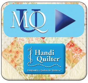 Machine Quilting Demonstration: FREE Family Tradition Quilt Video