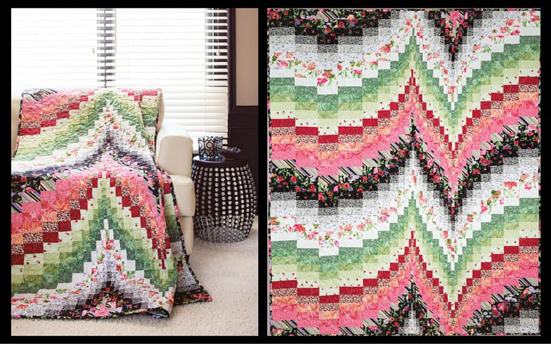Tip Tuesday: Quick & Unique Quilt Patterns - Fons & Porter - The ... : quick quilt projects - Adamdwight.com