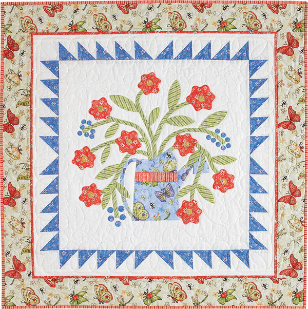 Garden Time - Free Quilt Patterns