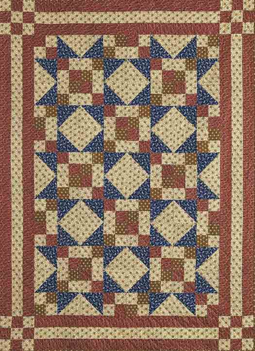 American Independence - Civil War Quilt Patterns