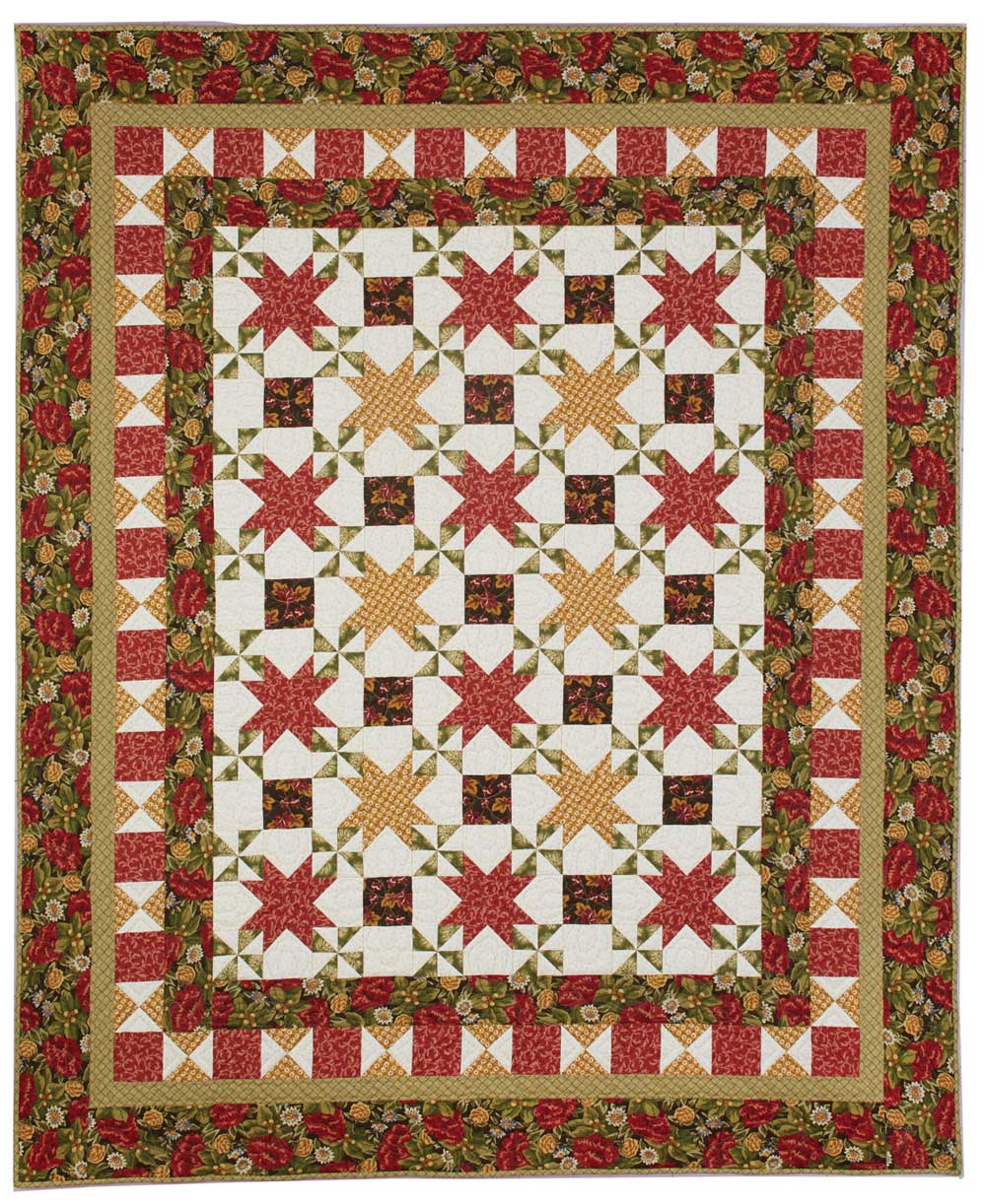 Throw Quilt Patterns