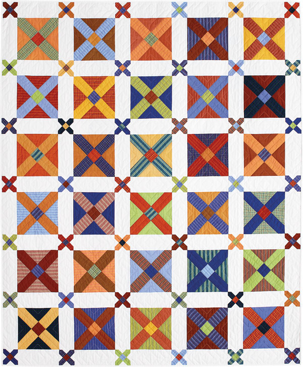 Checkboxes - Fat Quarter Quilt Patterns