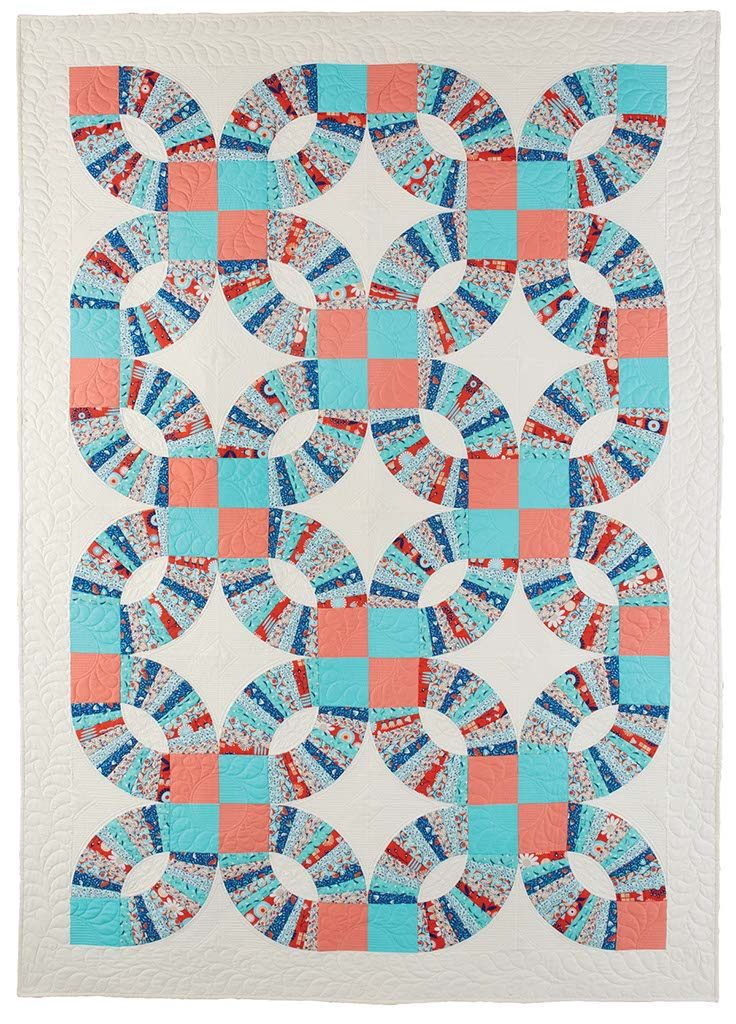 Bed-Size Quilt Patterns