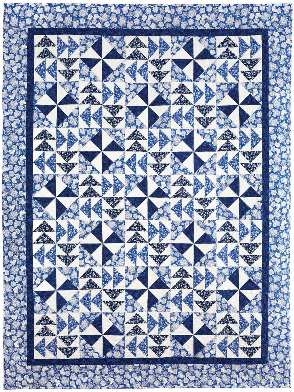 Mom Loved Blue Quilt Fons Amp Porter The Quilting Company