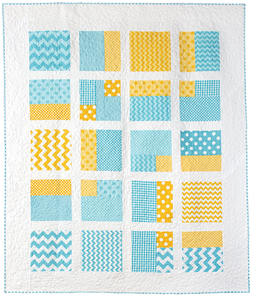 Not Quite Squared - FREE Quilt Patterns
