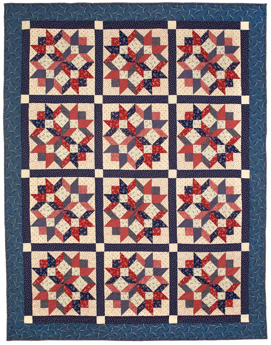 Patriotic Quilt Patterns