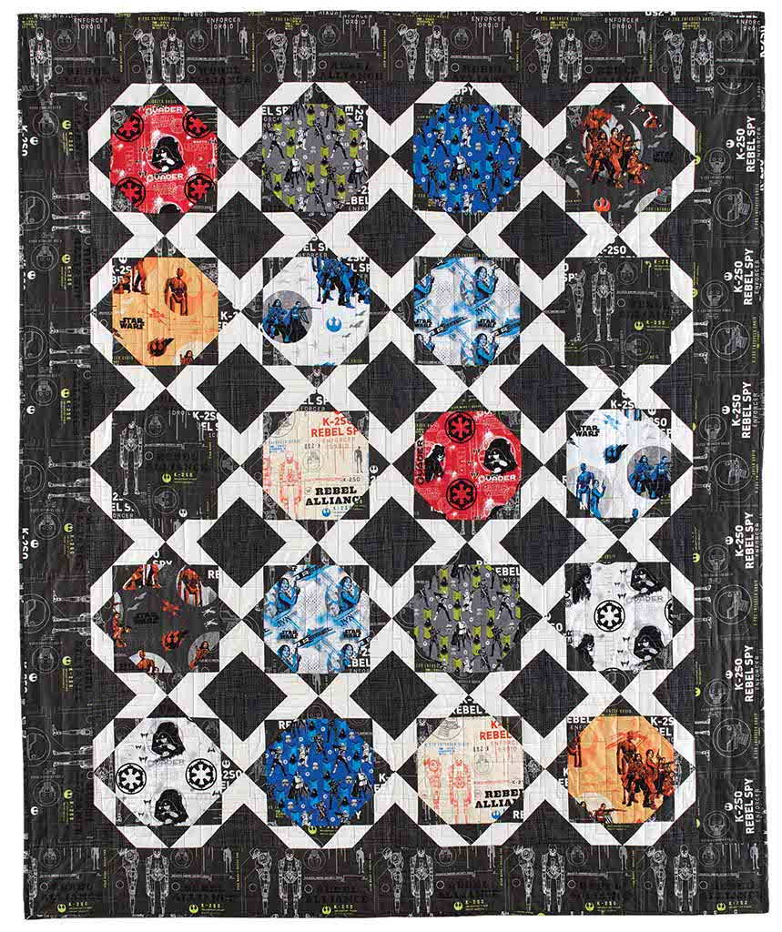 Rogue One: A Star Wars Story Quilt - The Quilting Company