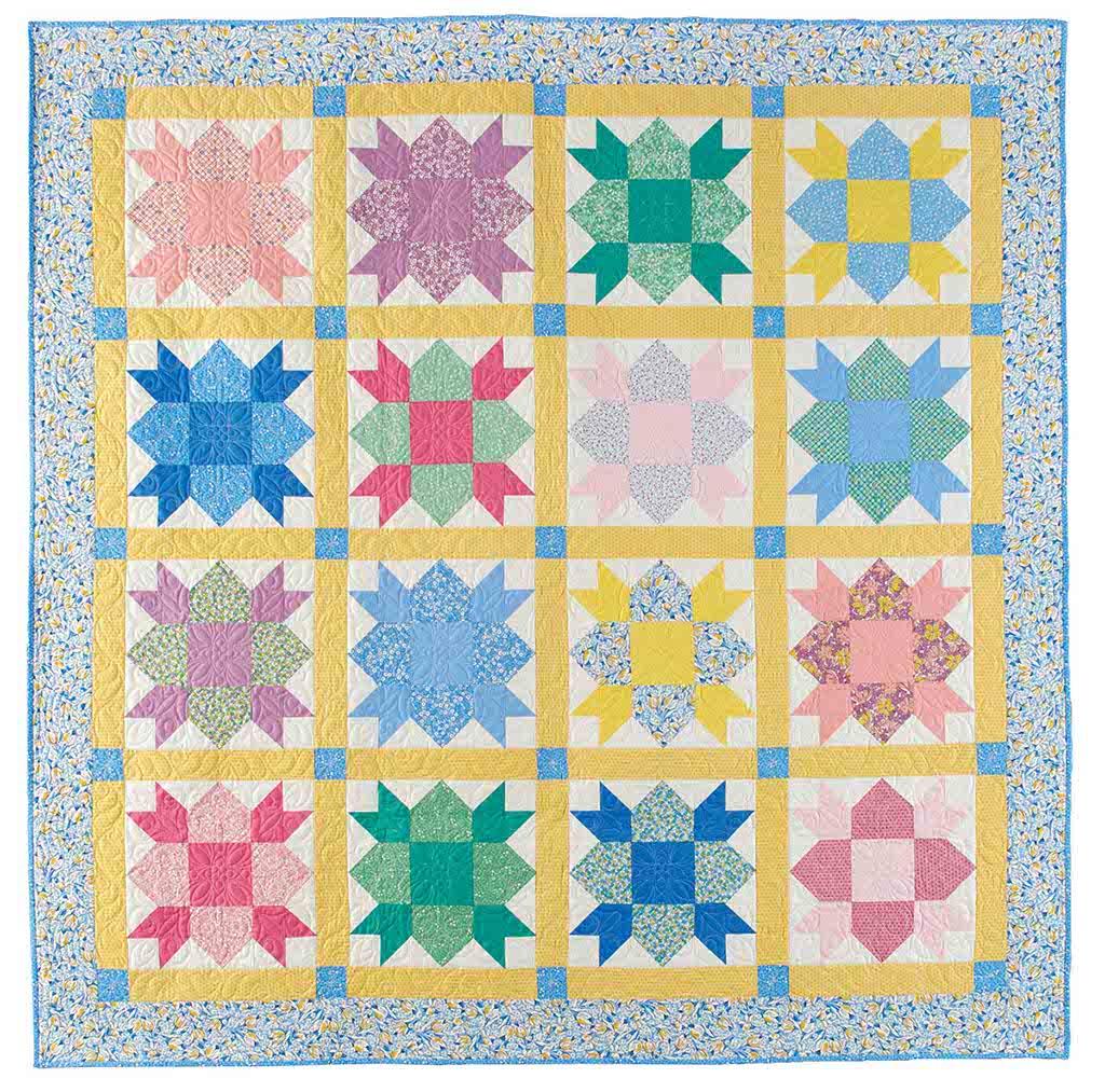 Sweet & Breezy -- Quilt Block Names