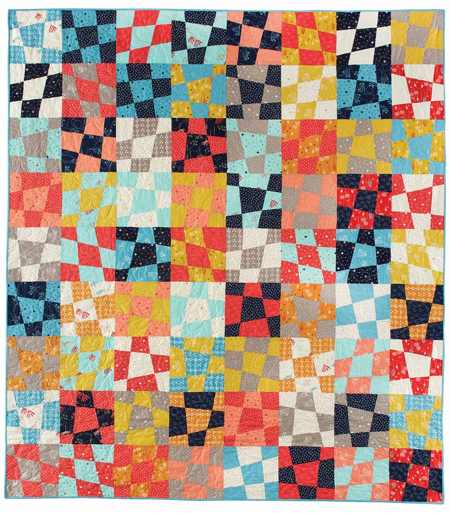 Willy Wonky Quilt Fons Amp Porter The Quilting Company