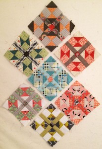 Free Dream Catcher quilt pattern 6 206x300 I Love This Quilt!: Dream Catcher