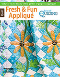 Fresh Friday Free Quilt Patterns: Oopsie Daisy Wall Quilt