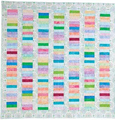 GelatoFLAT400px Friday Free Quilt Patterns: Gelato