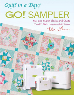 Gosamplerbook1 Quiltmakers 100 Blocks Vol. 13 Blog Tour: Day 3