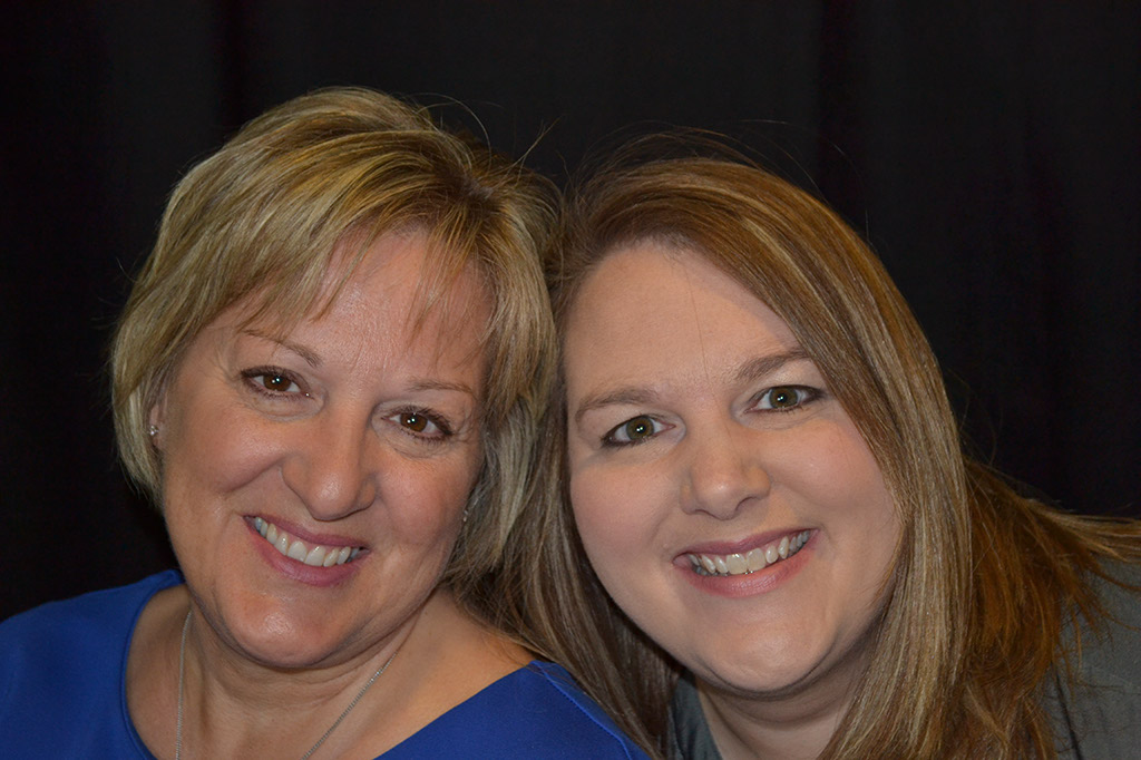Granny's Legacy (Kim Zenk and Katie Hebblewhite) -- Fons & Porter Contributor