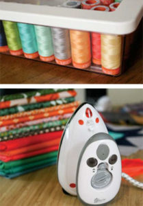 Tips for Making Bold Quilts in Small Spaces - Quilting Daily - The ...